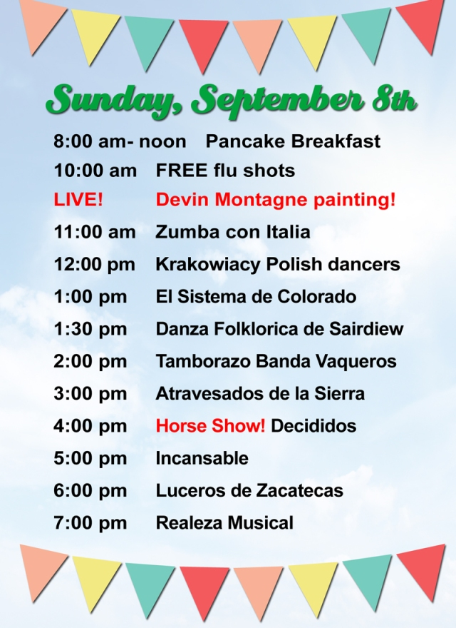 events for Sunday Holy Rosary Parish bazaar 2013