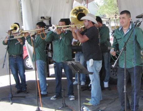 Tamborazo Banda Vaquero
