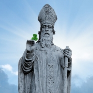 Learn about St. Patrick at the Lenten study of Saints