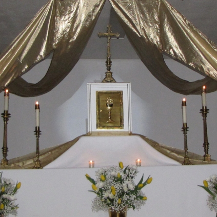 Adoration Chapel at Holy Rosary