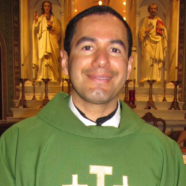 Padre Miguel Enriquez