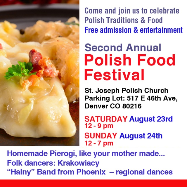 Polish food, music and culture at St. Joseph's Polish Catholic Church