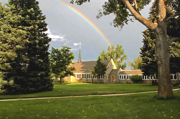 Sacred Heart Retreat House Sedalia, Colorado