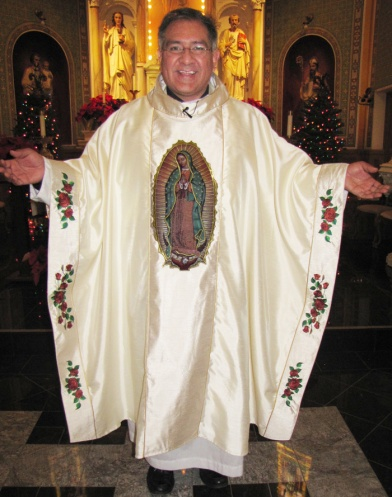 beautiful vestments