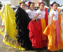 Ballet folklorico Mexico Alagre