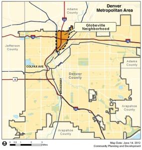 Globeville-Denver